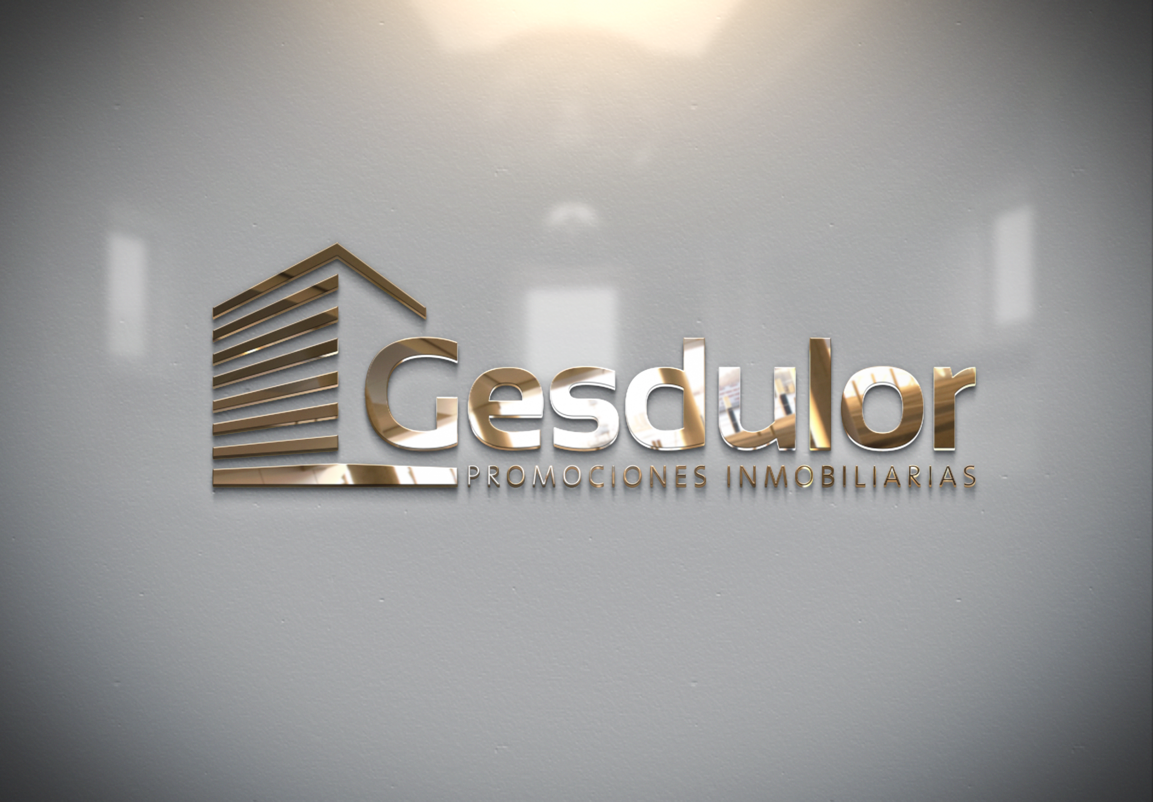gesdulor-3d-dorado-pared